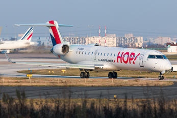 F-GRZO - Air France - Hop! Canadair CL-600 CRJ-700