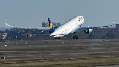 F-WZNC - Lufthansa Airbus A350-900