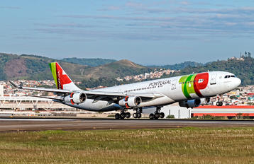 CS-TOA - TAP Portugal Airbus A340-300