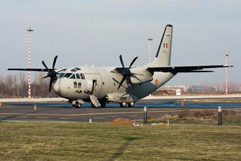 2702 - Romania - Air Force Alenia Aermacchi C-27J Spartan