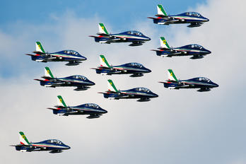 "#1 - Italy - Air Force ""Frecce Tricolori"" Aermacchi MB-339-A/PAN"