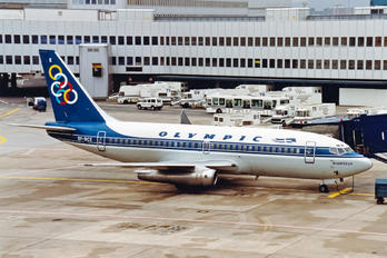 SX-BCE - Olympic Airlines Boeing 737-200
