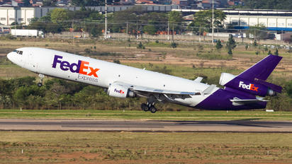 N599FE - FedEx Federal Express McDonnell Douglas MD-11F