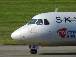 - - Czech Air Service ATR 72 (all models)