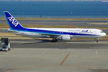 JA607A - ANA - All Nippon Airways Boeing 767-300ER