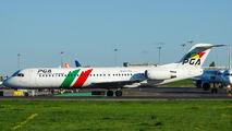 CS-TPA - PGA Portugalia Fokker 100 aircraft