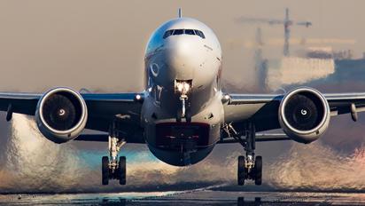 - - Emirates Sky Cargo Boeing 777F