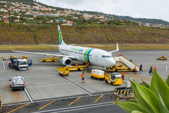 F-GZHL - Transavia France Boeing 737-800