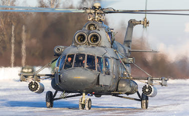 RF-91196 - Russia - Air Force Mil Mi-8AMT