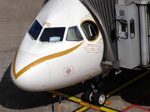 G-EUPG - British Airways Airbus A319