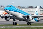 PH-EZH - KLM Cityhopper Embraer ERJ-190 (190-100) aircraft