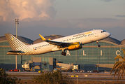 EC-MJB - Vueling Airlines Airbus A320 aircraft