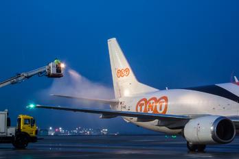 OE-IAQ - TNT Boeing 737-400