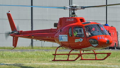 D-HCOR - Air Service Berlin Aerospatiale AS350 Ecureuil / Squirrel