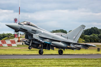 ZK356 - Royal Air Force Eurofighter Typhoon FGR.4
