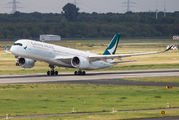 B-LRC - Cathay Pacific Airbus A350-900 aircraft