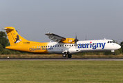 G-BWDB - Aurigny Air Services ATR 72 (all models) aircraft