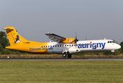 G-BWDB - Aurigny Air Services ATR 72 (all models) aircraft