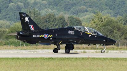 XX346 - Royal Air Force British Aerospace Hawk T.1/ 1A