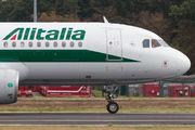 EI-IKL - Alitalia Airbus A320 aircraft