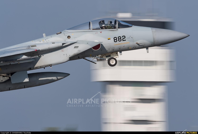 Japan - Air Self Defence Force 72-8882 aircraft at Nyutabaru AB