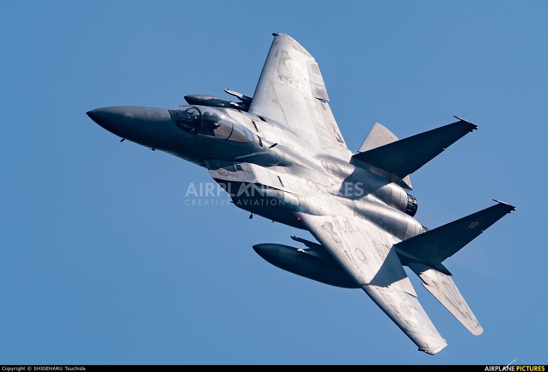 Japan - Air Self Defence Force 22-8805 aircraft at Nyutabaru AB