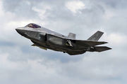 12-5052 - USA - Air Force Lockheed Martin F-35A Lightning II aircraft