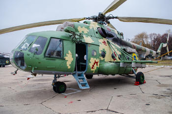 - - Ukraine - Air Force Mil Mi-8MT
