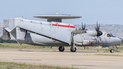 165456 - France - Navy Grumman E-2C Hawkeye