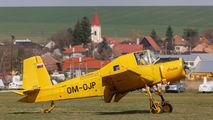 OM-OJP - Aero Slovakia Zlín Aircraft Z-37A Čmelák aircraft