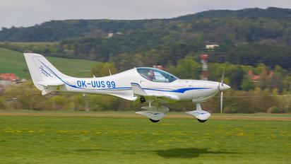 OK-UUS99 - Private Aerospol WT9 Dynamic