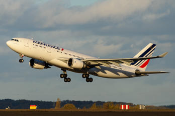 F-GZCK - Air France Airbus A330-200