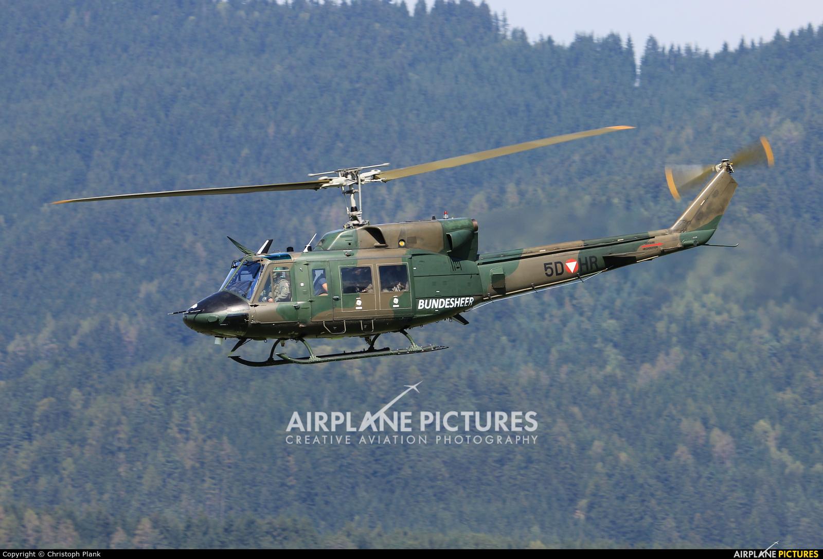 Austria - Air Force 5D-HR aircraft at Zeltweg