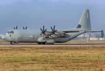 MM62193 - Italy - Air Force Lockheed C-130J Hercules