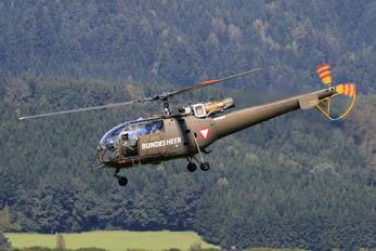 3E-KK - Austria - Air Force Aerospatiale SA-319B Alouette III