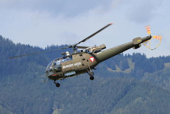 3E-KC - Austria - Air Force Aerospatiale SA-319B Alouette III