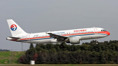 B-2220 - China Eastern Airlines Airbus A320