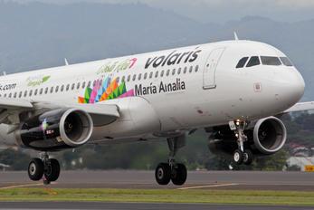 XA-VLR - Volaris Airbus A320