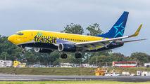C-GTQI - Air Transat Boeing 737-700 aircraft