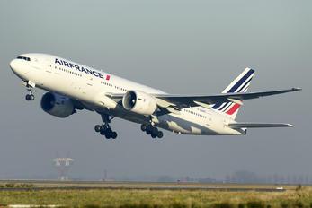 F-GSPE - Air France Boeing 777-200ER
