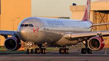 G-VYOU - Virgin Atlantic Airbus A340-600 aircraft