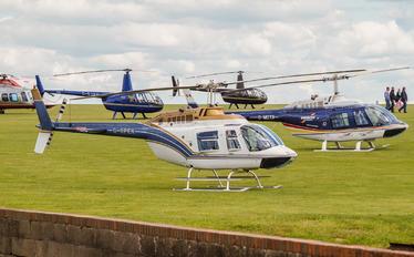 G-OPEN - Private Bell 206B Jetranger