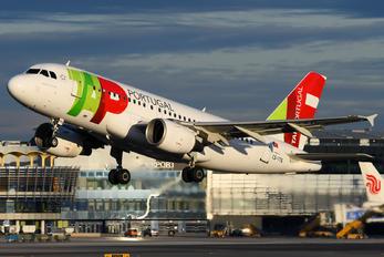 CS-TTG - TAP Portugal Airbus A319