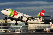 CS-TTG - TAP Portugal Airbus A319 aircraft