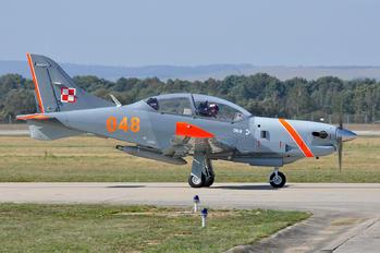 "048 - Poland - Air Force ""Orlik Acrobatic Group"" PZL 130 Orlik TC-1 / 2"