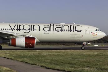 G-VGEM - Virgin Atlantic Airbus A330-300