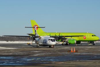 VQ-BMD - UTair ATR 72 (all models)