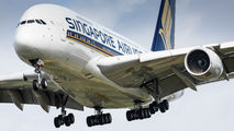 9V-SKL - Singapore Airlines Airbus A380 aircraft