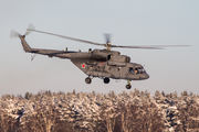 17 - Russia - Air Force Mil Mi-8MTV-5 aircraft