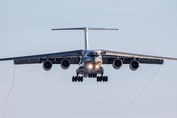 RF-78653 - Russia - Air Force Ilyushin Il-76 (all models)
